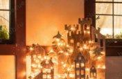 Светильник Старый город