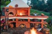 Элегия Дуэт с помпейской печью и плитой