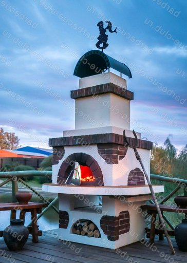 Русская печь Емеля