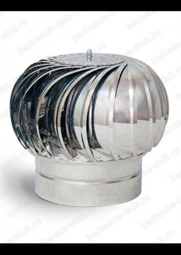 Турбодефлектор для усиления тяги
